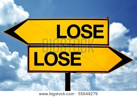 Lose Lose Situation, Opposite Signs