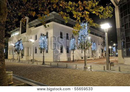 Podgorica downtown