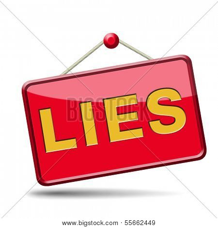 lies breaking promise break promises cheating and deception