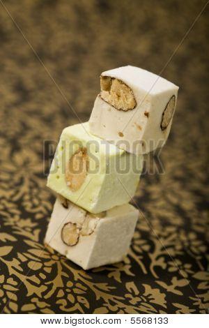 Turron Nougat Blocks