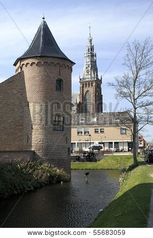 Castle of Schagen