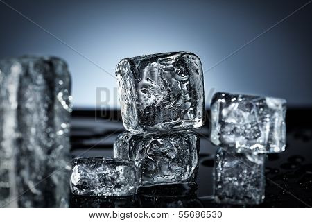 Ice Cube Composition