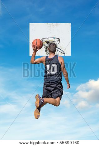 Basketball In The Sky