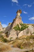 picture of goreme  - Probably the best known feature of Cappadocia - JPG