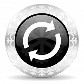 reload christmas icon