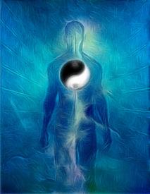 foto of taoism  - Yin Yang Human - JPG