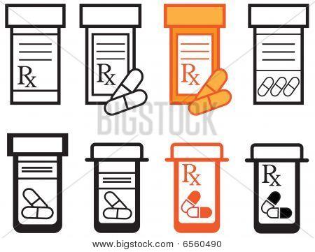 Pill Bottles