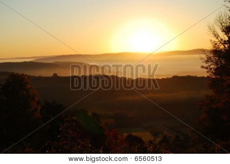 Valley Sunrise