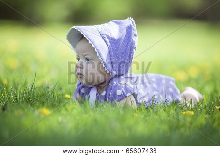 Cute Baby-girl