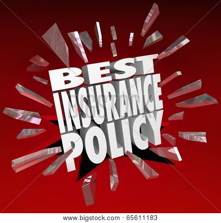 Best Insurance Policy shopping for and comparing health care coverage plans
