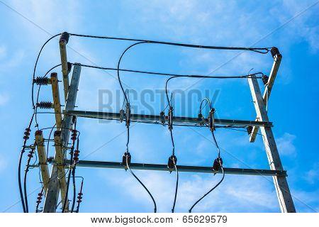 Wire High Voltage
