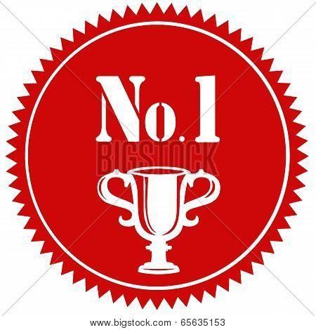 No.1-label