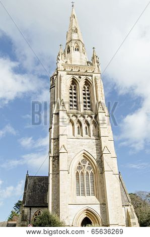 Church of St Peter, Bournemouth