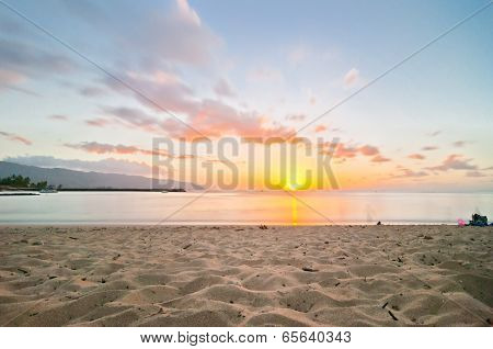 Haleiwa beach, Oahu - Hawai