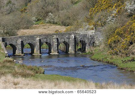 Landacre Bridge, River Barle