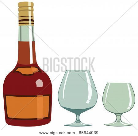 Cognac - Illustration