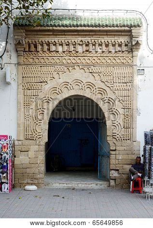 Marrakesh Doorway