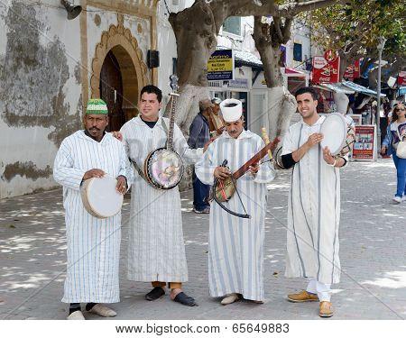 Morocco Musicians