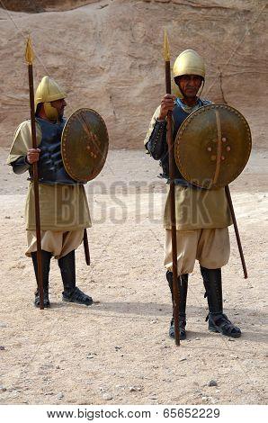 Jordan, Petra. Nabateans