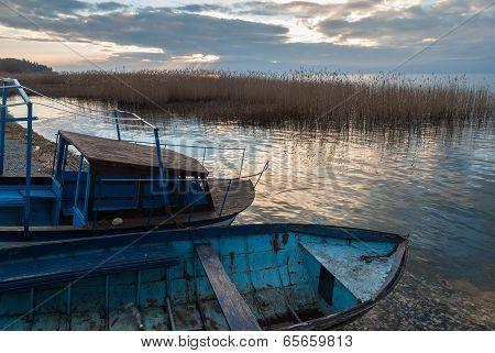 Lake Ohrid, Republic Of Macedonia (fyrom)