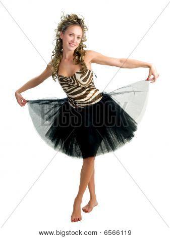 Ballerina Atiitude