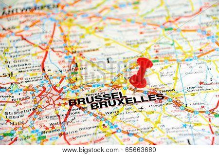 Bruxelles Pin