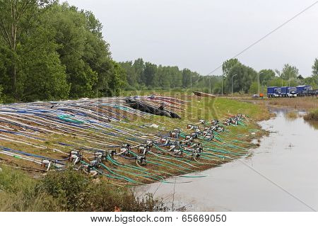 Levee Obrenovac