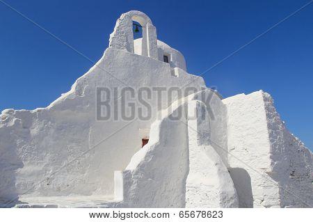 Church of Panagia Paraportiani, Mykonos