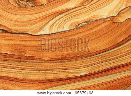 Cut of Sandstone