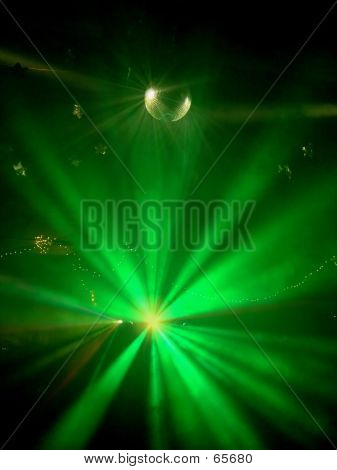 Green Party Lights