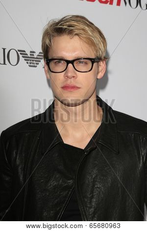 LOS ANGELES - SEP 27:  Chord Overstreet at the Teen Vogue's 10th Annual Young Hollywood Party at Private Location on September 27, 2012 in Beverly Hills, CA