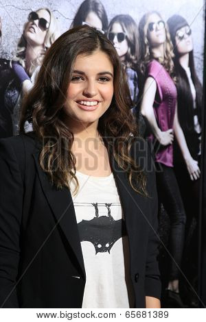 LOS ANGELES - SEP 24:  Rebecca Black arrives at the