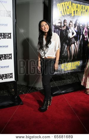 LOS ANGELES - SEP 24:  Cassie Steele arrives at the