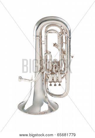 Euphonium the musical instrument
