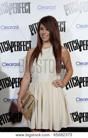 LOS ANGELES - SEP 24:  Jillian Rose Reed arrives at the