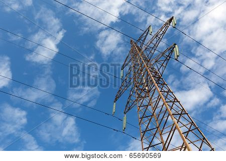 Electric Transmission Line