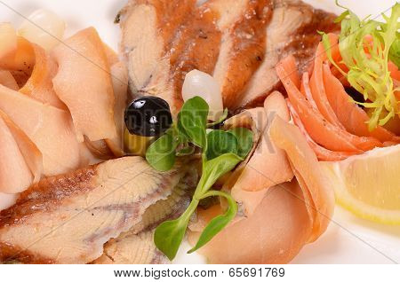 The Assorted Smoked Fish