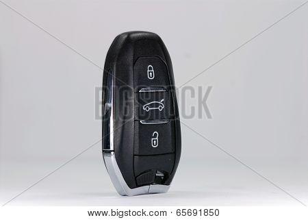 pop-up car key