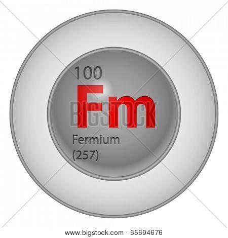 fermium element