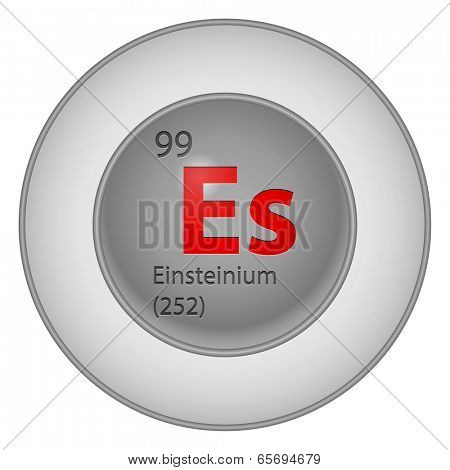 einsteinium element