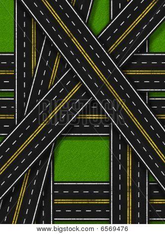 Road Invasion Vertical