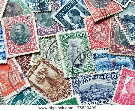 Bulgaria on stamps