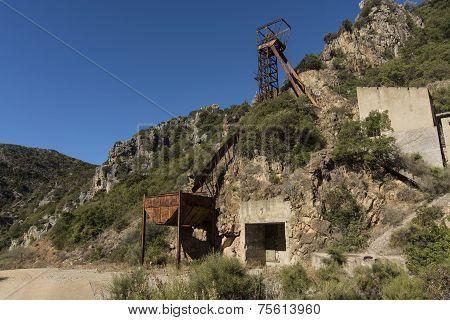 San Luigi mine