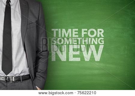 Time for something new on blackboard
