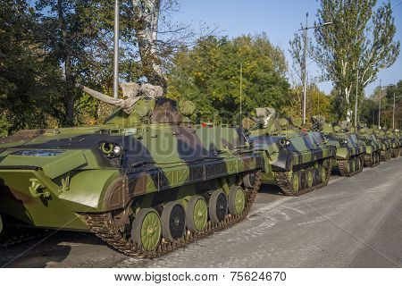 Infantry Fighting Vehicles