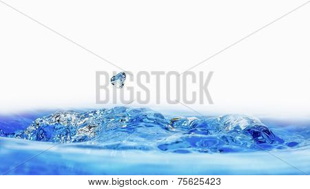 Water Drop And Splash