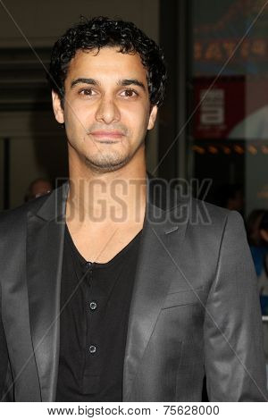 LOS ANGELES - NOV 6:  Elyes Gabel at the AFI FEST 2014 Screening Of