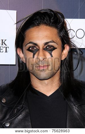 LOS ANGELES - NOV 6:  Adi Shankar at the Battersea Power Station Global Launch Party at the Milk Studios on November 6, 2014 in Los Angeles, CA