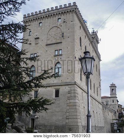 Republic of San Marino, San Marino Tower