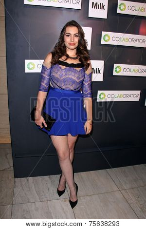 LOS ANGELES - NOV 6:  Sophie Simmons at the Battersea Power Station Global Launch Party at the Milk Studios on November 6, 2014 in Los Angeles, CA
